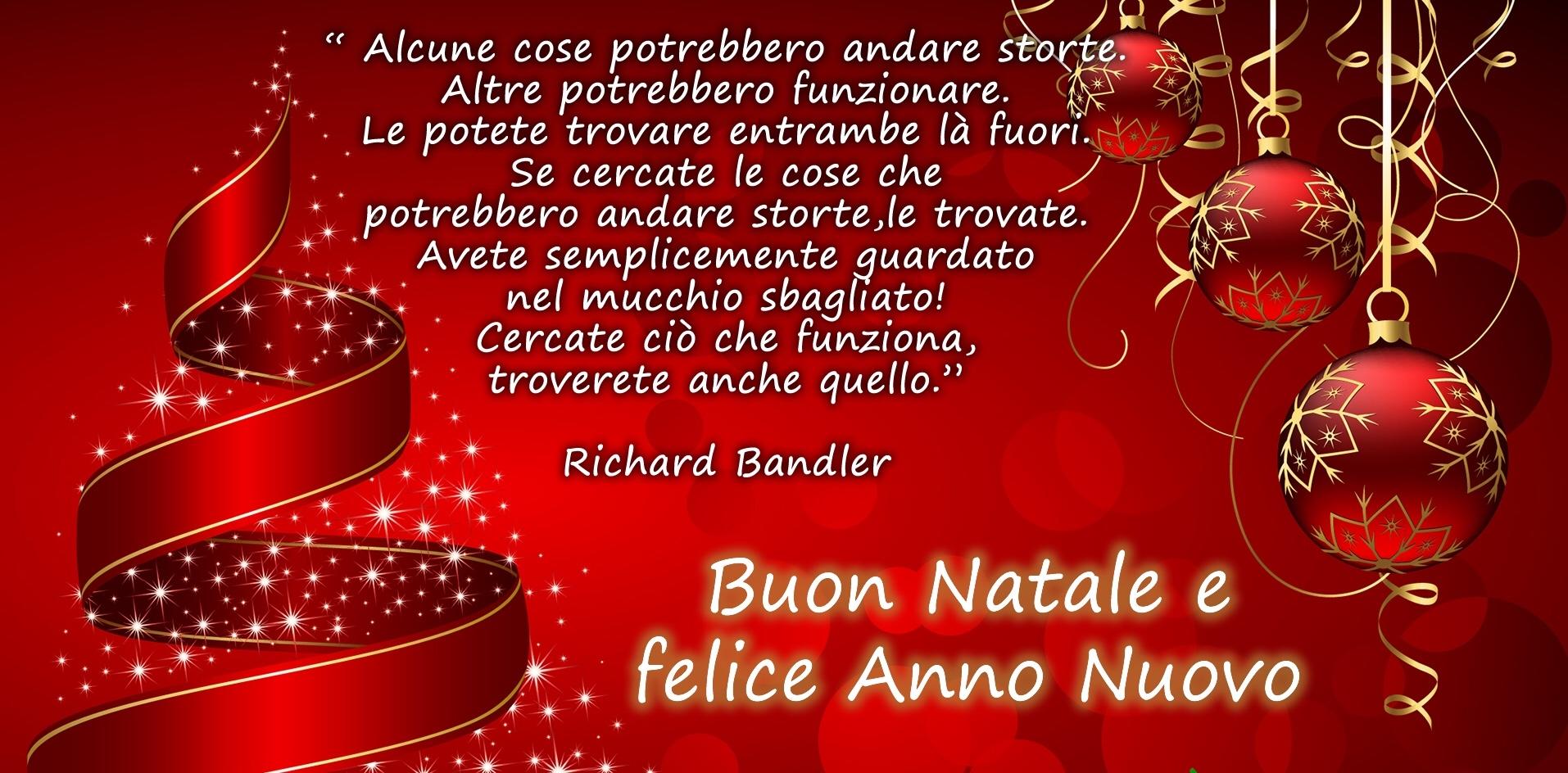 Buon Natale Anno Nuovo.Buon Natale E Felice Anno Nuovo Cral