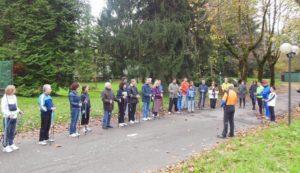 Corso Base Nordic Walking @ Cral Asl Como