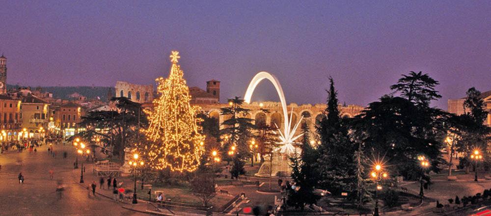 Mercatini di Natale a Verona e visita alla Mostra dei Presepi