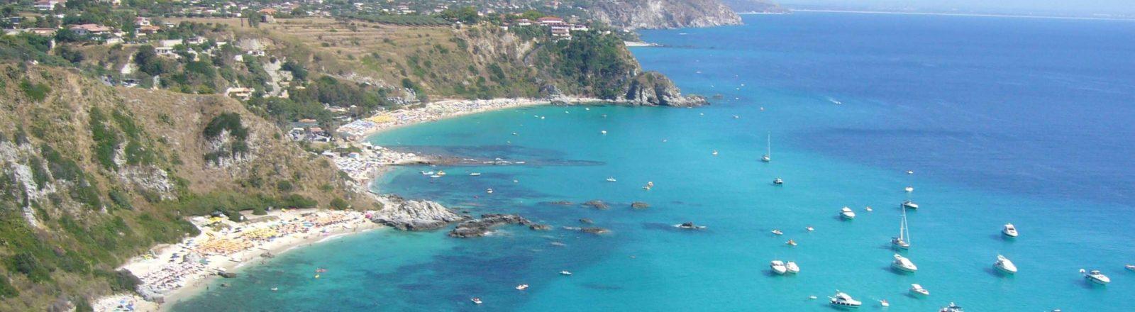 Soggiorno mare Calabria SeaClub Calalandrusa Beach & Nature