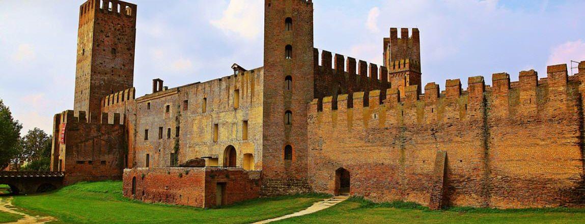 Visita a Cittadella e Montagnana Arqua' Petrarca