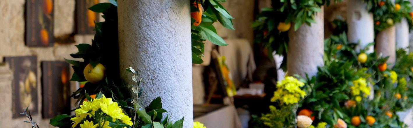 Giardini d'agrumi sul Lago di Garda